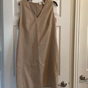 Woman's Merona Khaki Dress, Size 14